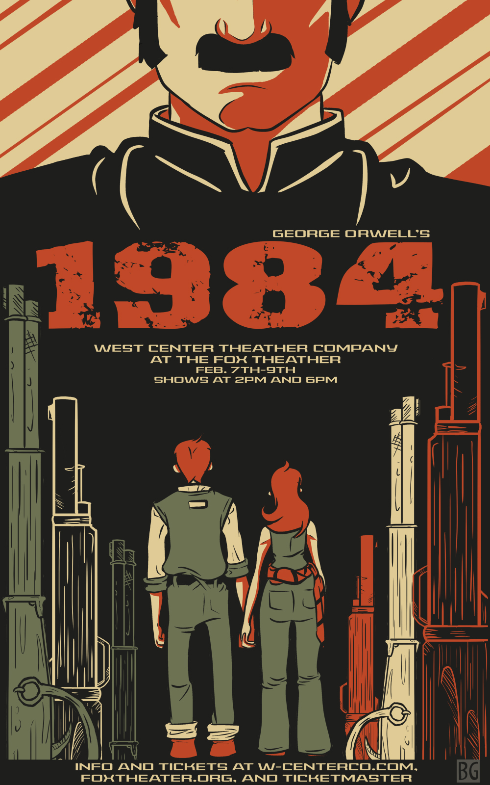 1984 nineteen eighty four and people Propaganda and surveillance in george orwell's nineteen eighty-four: two sides of the same coin 51 propaganda in nineteen eighty-four as the term is used loosely today, propaganda pervades the full range of communication genres.