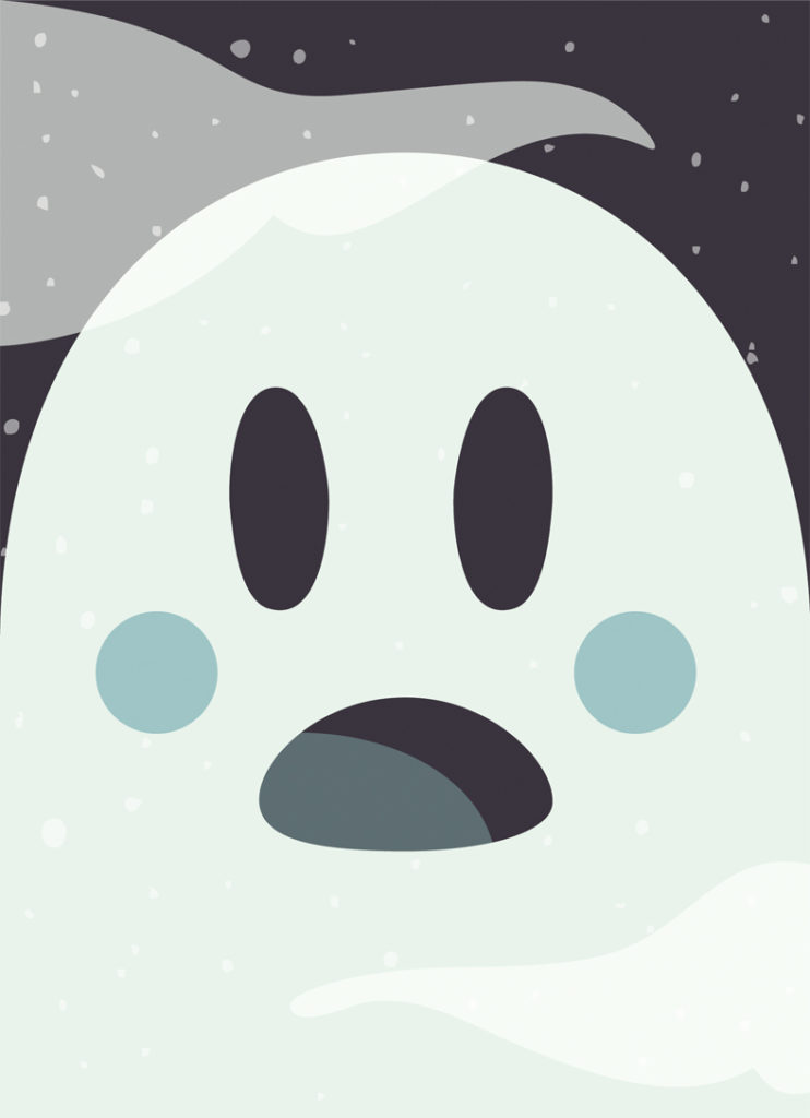 Ghosty Surprised