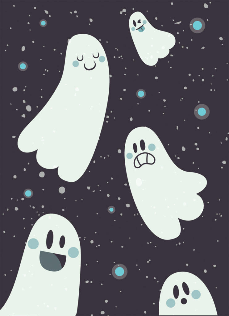 Ghosty Floaters