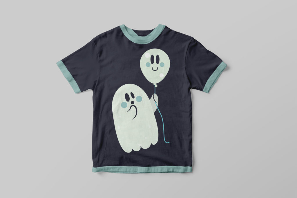 Ghosty and Friend Shirt